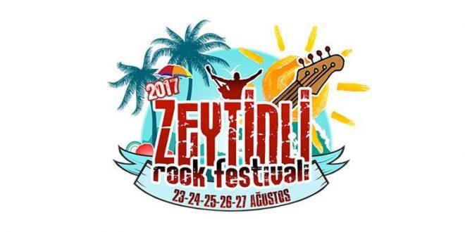 ZEYTİNLİ ROCK FESTİVALİ 2017