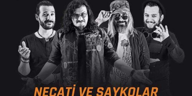 Necati Ve Saykolar Adana Konseri