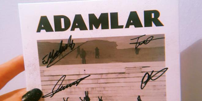 """ADAMLAR """"DÜNYA GÜNLÜKLERİ"""" ALBÜM LANSMANI – BABYLON"""