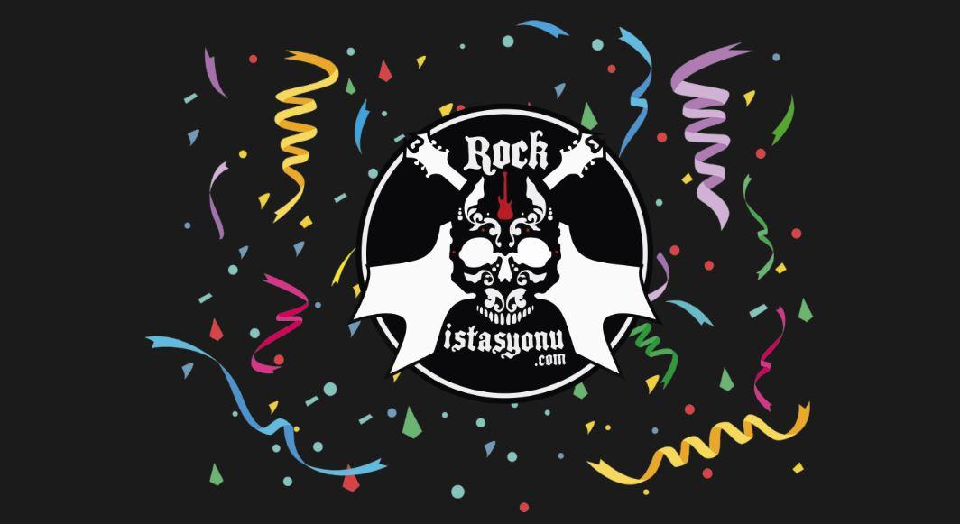 Rock İstasyonu 9 Yaşında!