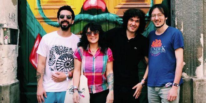 The Ringo Jets, Sziget Festival'inden İlk Canlı Performans Videosunu Yayınladı!