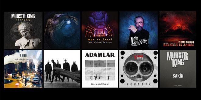 Tamer'in Gözünden 2019 Yılının En İyi 10 Albümü