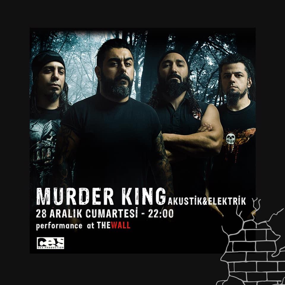 79177585 10157118792047362 8753315392752975872 n - Murder King'den Hem Akustik Hem Elektrik Konser!