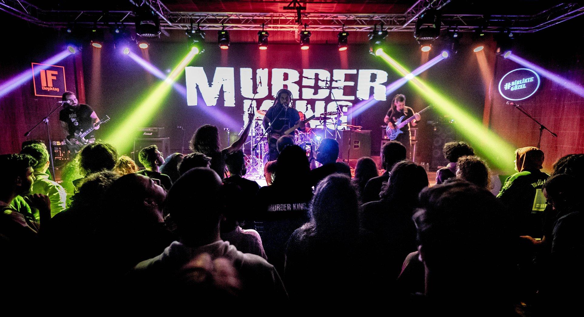 """mk3 - """"Kimsenin Sesi Olmak Gibi Bir Derdimiz Yok"""" - Murder King » Röportaj"""